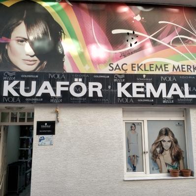 Eskişehir Kuaför Kemal